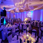 Wedding Reception Ballroom & Wedding Ceremony
